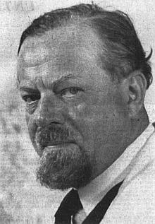 Ferdinand Staeger, rodák z Třebíče, přítel Hanse Watzlika, vytvořil fresky v kostele v Nýrsku na objednávku knížete Hohenzollerna