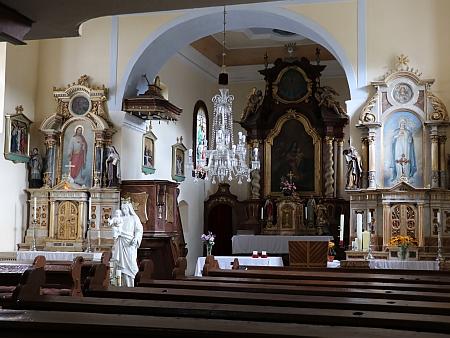 Fara a kostel Svaté rodiny a sv. Jana Nepomuckého v Horní Vltavici