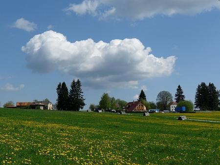 Větrná na snímku z roku 2010