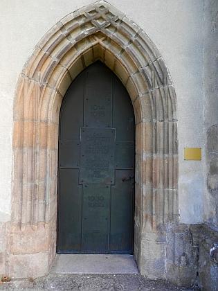 "... a ""Wenzelskirche"" ve Wartbergu"