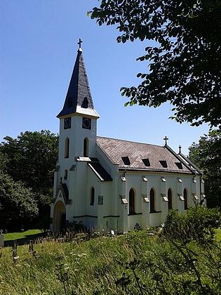 Kostel ve Zvonkové