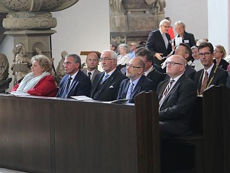 Blahořečen byl 24. září 2016 ve Würzburgu i za účasti Daniela Hermana