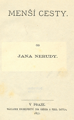 Takto o něm a o Českých Budějovicích psal ve svém fejetonu Jan Neruda