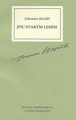 Obálka (2005) výboru vydaného Jihočeskou vědeckou knihovnou ve Stifterově roce ke 120. výročí jejího založení