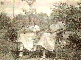 Sestry Eva a Inge Sommerovy