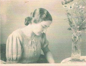 Inge ve svých 19 letech