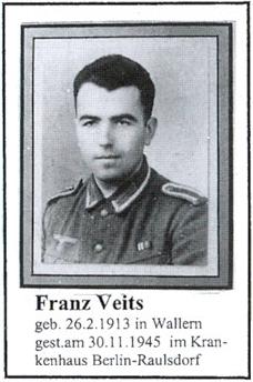 Jak patrno z popisky pod snímkem, zemřel 30.listopadu 1945 v jedné z berlínských nemocnic