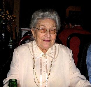 Paní Inge ve svých 86 letech v domově pro seniory v nizozemském Middelstumu