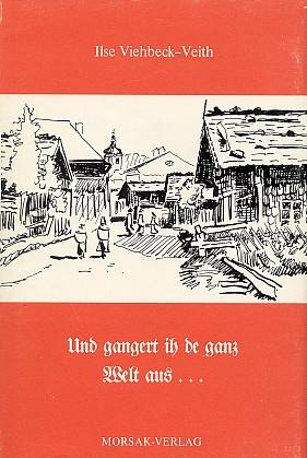 Obálka (1984) knihy vydané nakladatelstvím Morsak vGrafenau