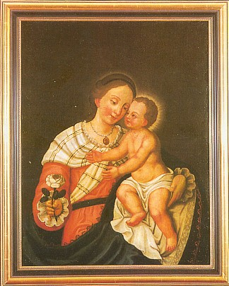 Panna Maria Stožecká