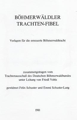 Obálka, frontispis a titulní list (1981) publikace, kterou sestavila a vybavila istřihovýmivzory
