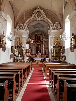 Kostel sv. Maří Magdaleny v nedalekém hornorakouském Oeppingu, kde také působil