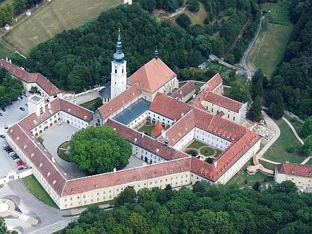 Klášter Heiligenkreuz