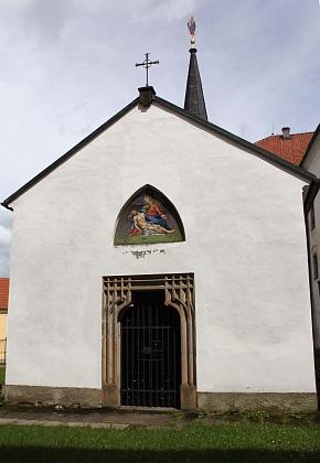 Pochován byl ve hřbitovní kapli sv. Anny na nádvoří vyšebrodskéhokláštera