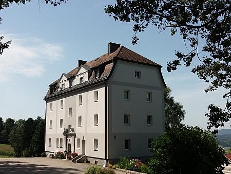 Celnice v Sankt Oswald bei Haslach
