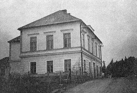 Škola v Nové Peci
