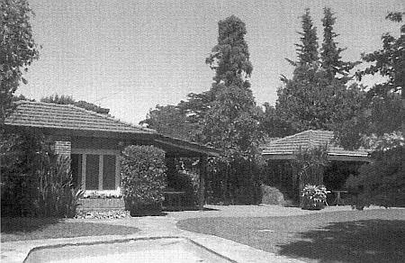 """Její """"Gästehaus"""" v Buenos Aires"""