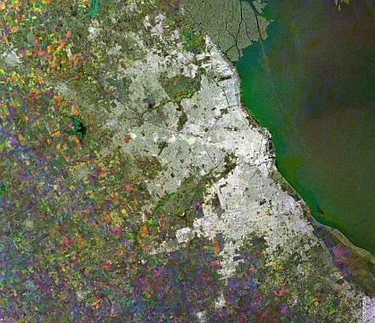 Na okraji Buenos Aires, jednoho z největších měst Jižní Ameriky vůbec, si našla svůj domov