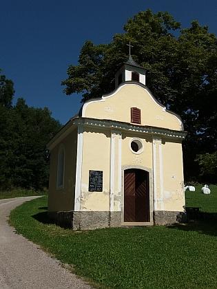 Kaple ve Staré Huti (viz i Wenzel Wenhart)