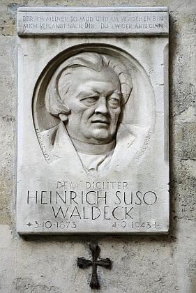 Pamětní deska ve Vídni