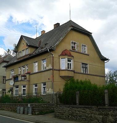 Otcův dům ve Volarech