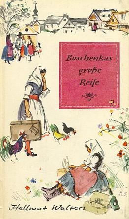 Obálka (1964) a věnování jedné z jeho knih v nakladatelství Salzer, Heilbronn