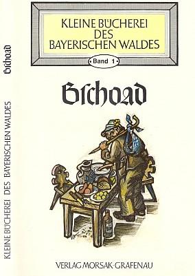 Obálka knihy (1980) vydané nakladatelstvím Morsak v Grafenau