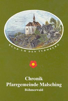 Obálka knihy F. Irsiglera sWatzkarschovou básní vydané nakladatelstvím Franz Sales, Eichstätt (1987)