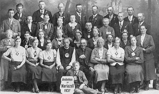 S posledními poutníky z Malšína do Mariazell před válkou a vyhnáním