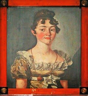 Jeho druhá žena Anna, roz. Kleinschnitzová