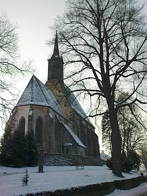 Kostel sv. Jiljí v Dolním Dvořišti