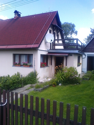 Rodný dům ve Stožci už nestojí, ale podle vzpomínek místních pamětníků byly finské domky pro důstojníky Pohraniční stráže vybudovány na místě původních domů a čísla popisná se neměnila...