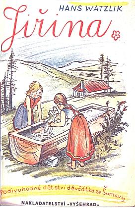 Obálka (1936) románu, který vznikl na základě jejích vzpomínek z dětství,  voriginále měl název Erdmut a do češtiny ho přeložil pro katolické nakladatelství Vyšehrad kněz František Odvalil
