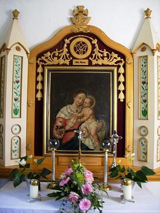 Stožecká kaple ve Philippsreut
