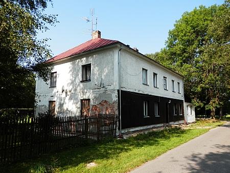 Co zůstalo z původní osady Hory (viz i Johanna Raschko)