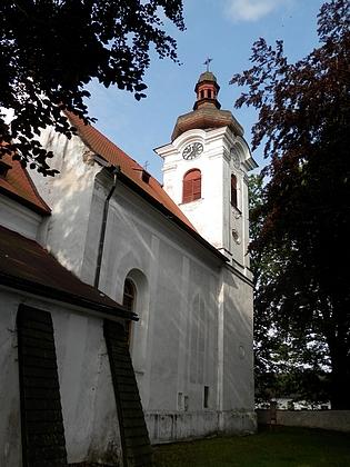 Kostel sv. Michaela v Horním Dvořišti