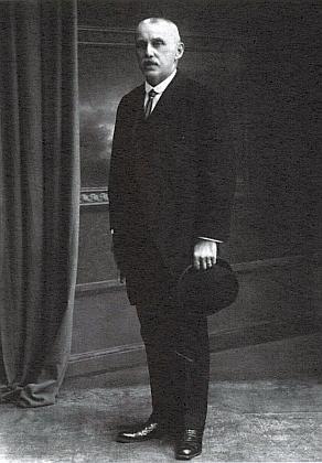 Na snímku Wenzela Micka z roku 1929