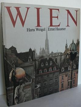 Obálka (1977) knihy o Vídni (Wien: ist anders), kterou vydalo nakladatelství Jugend und Volk a jejímž byl spoluautorem...