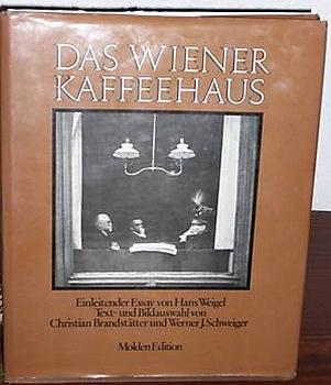 Kniha o vídeňských kavárnách s jeho úvodním esejem vyšla mnohokrát - zde ve vydání nakladatelství Molden (1978) a Goldmann Verlag (1981)