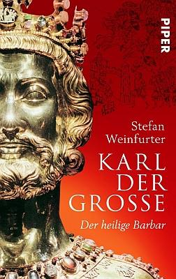Obálka jedné z jeho knih (2015, Piper Verlag München)