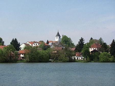Všeruby, původně zvané Český Rybník