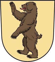 Znak města Všeruby