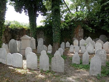 Židovský hřbitov v Sušici