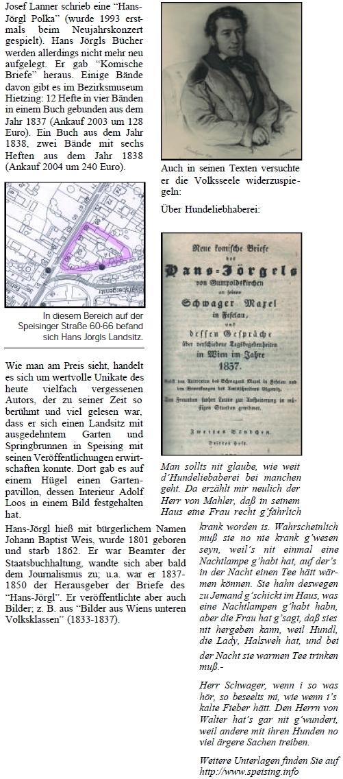 O něm z novějšího rakouského tisku