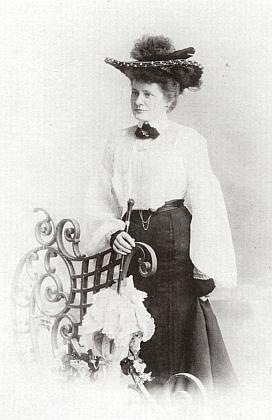 Weisova žena Marie, roz. Šístková