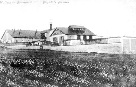 Měšťanský pivovar ve Volarech