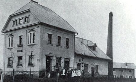 Budova volarské mlékárny