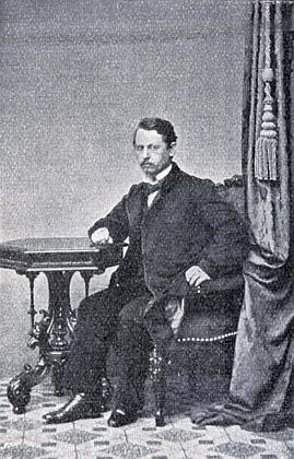Spoluautor proslulé monografie Der Böhmerwald zroku 1860 Jan Krejčí, ředitel reálky v Písku