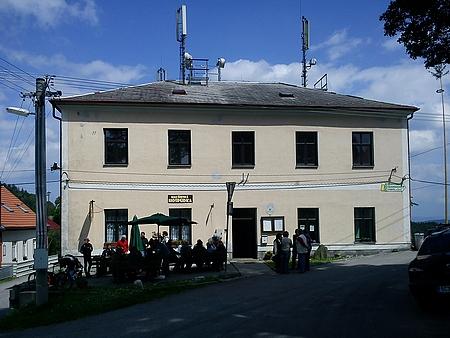 Bývalá škola v Malšíně