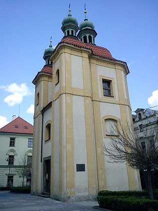 Kaple Smrtelných úzkostí Páně u katedrálního kostela